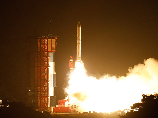 Success of Epsilon-3 Launch with ASNARO-2 Aboard