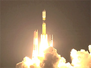 Launch Success of KOUNOTORI4/H-IIB F4
