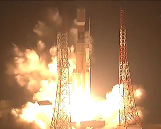 KOUNOTORI6/H-IIB F6 Successfully Launched