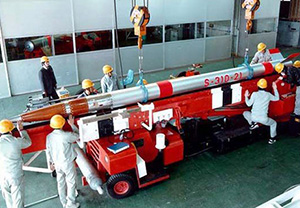 S-310/S-520/SS-520(Sounding Rockets)