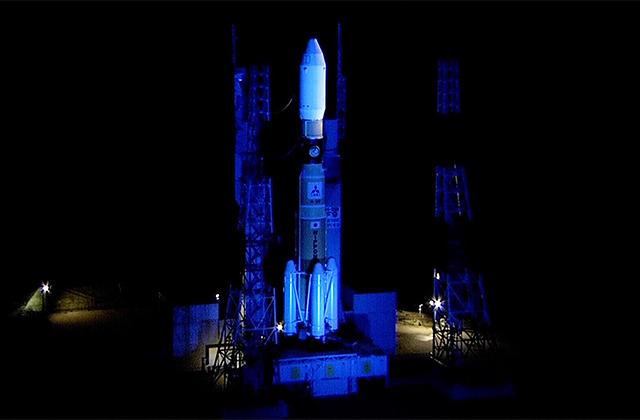 "Successful Launch of the H-II Transfer Vehicle ""KOUNOTORI9"" aboard H-IIB Launch Vehicle No. 9"
