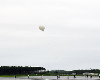 Scientific balloon experiment BS15-07 and completion of the first series of balloon experiments in JFY2015