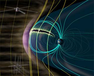 The Magnetosphere Has a Large Intake of Solar Wind Energy