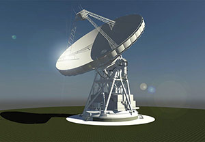 GREAT, Ground Station for Deep Space Exploration and Telecommunication