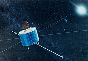 Magnetospheric Observation Satellite (GEOTAIL)