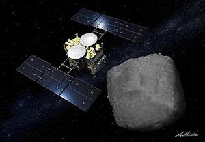"""Asteroid Explorer """"Hayabusa2"""""""