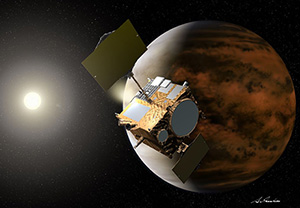 "Venus Climate Orbiter ""AKATSUKI"" (PLANET-C)"