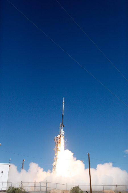 CLASP2 Rocket Experiment Launched
