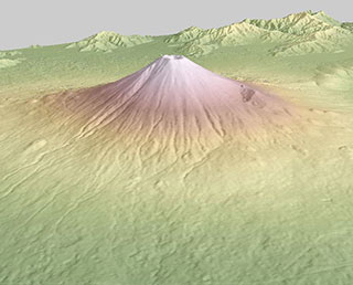 World Elevation Data (30-meter mesh version) is now available at JAXA's site free of charge!