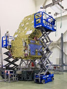 Advanced Land Observing Satellite-2: System thermal vacuum test