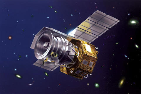 "Infrared Imaging Satellite ""AKARI"" (ASTRO-F)"