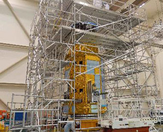 First Integration Test for ASTRO-H (for XRT)
