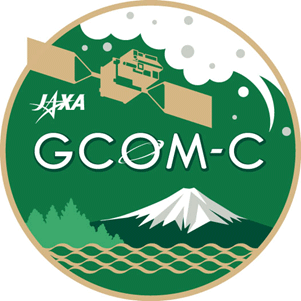 Global Change Observation Mission – Climate (GCOM-C) mission logo