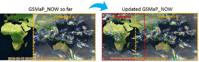 JAXA | Global Precipitation Measurement/Dual-frequency