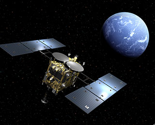 New voyager to travel deep into space! Hayabusa2 to be launched on Nov. 30