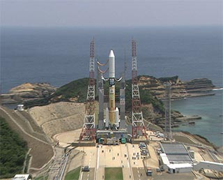 """Hayabusa2"" Launch Live Broadcast (by H-IIA F26)"