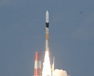 """Hayabusa2"" successfully launched!"