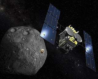 """Ryugu"" was selected as name of Hayabusa2 target asteroid"