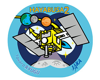 Hayabysa2 mission logo color change
