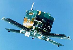 """Aurora Observation Satellite """"AKEBONO"""" (EXOS-D)"""