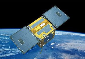 Small Demonstration Satellite-4 (SDS-4)