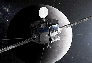 "Mercury Exploration Mission ""BepiColombo"""