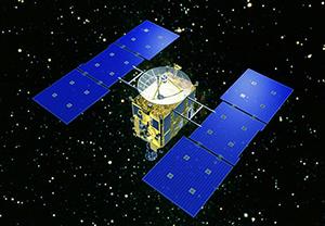 """Asteroid Explorer """"HAYABUSA"""" (MUSES-C)"""