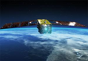 "Super Low Altitude Test Satellite ""TSUBAME"" (SLATS)"