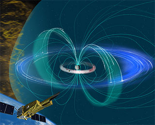 HISAKI, to Prove Solar Wind's Influence on the Inner Magnetosphere of Jupiter